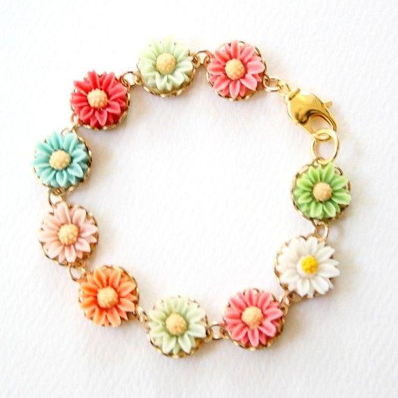 little girl jewelry - Nest Pretty Things Kids Etsy