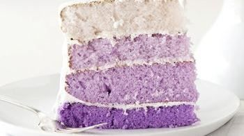 Purple-rific Layer Cake | Recipe