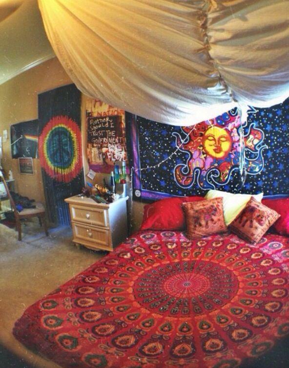 Indie bedroom artherapy pinterest for Indie bedroom designs