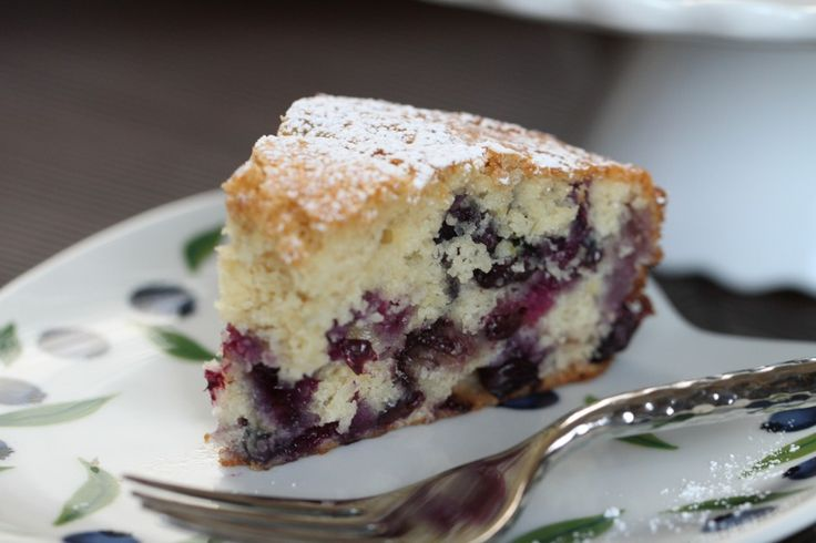 Blueberry Muffin Cake | Want to Cook, Cakes | Pinterest