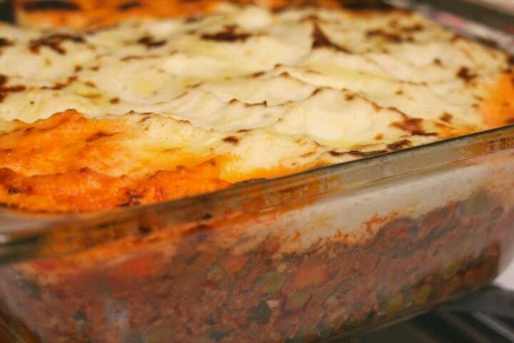 Paleo shepherd pie | Cooking | Pinterest