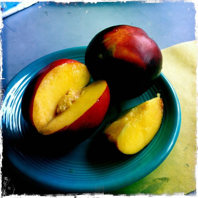 ... nectarines, plums and apricots) with Peach Crisp and Sangria Recipes