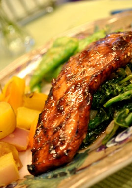 Apricot Balsamic Grilled Chicken | Yummy! | Pinterest