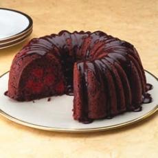 Chocolate Cherry Cake with Rum Ganache | Recipes | Pinterest