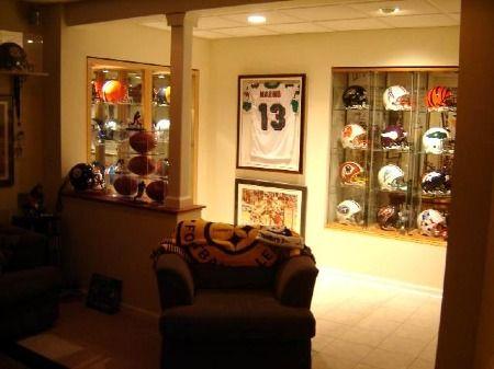 Sports basement | What I wish my house looked like | Pinterest