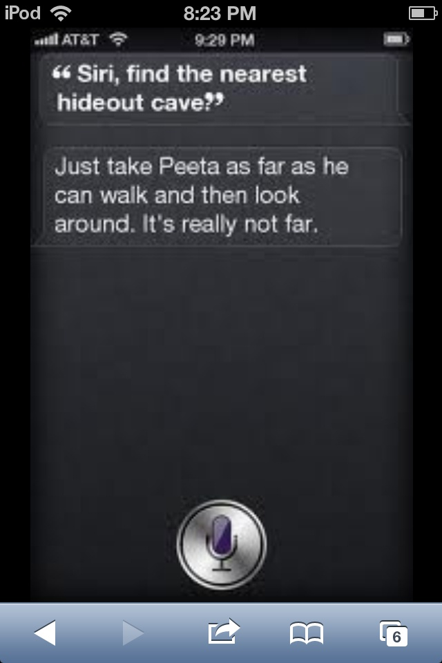 Hilarious things to say to Siri - 85.7KB