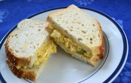 Kicking Up Sandwiches with Emeril Lagasse + Egg Salad Supreme Recipe ...