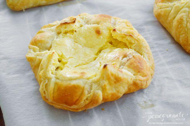 Easy Cream Cheese Danish | Desserts, Treats | Pinterest