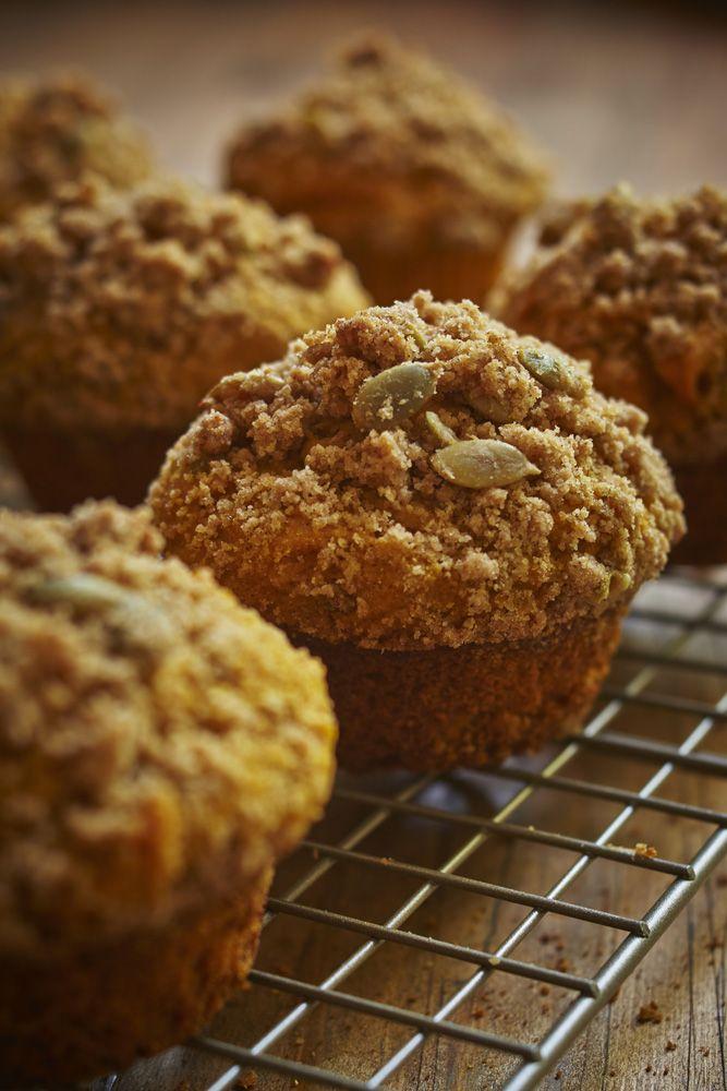 Gluten Free Pumpkin Muffins | Nom Nom Nom | Pinterest