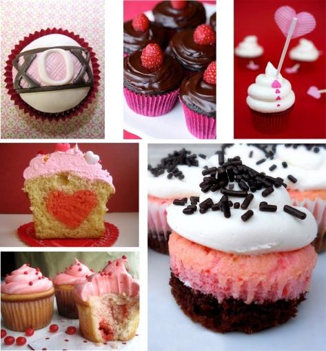 valentine cupcakes for school