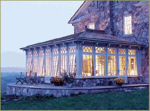 TANGLEWOOD CONSERVATORIES INC.  Denton, Maryland.  I find them stunning, romantic and exceptionally beautiful.