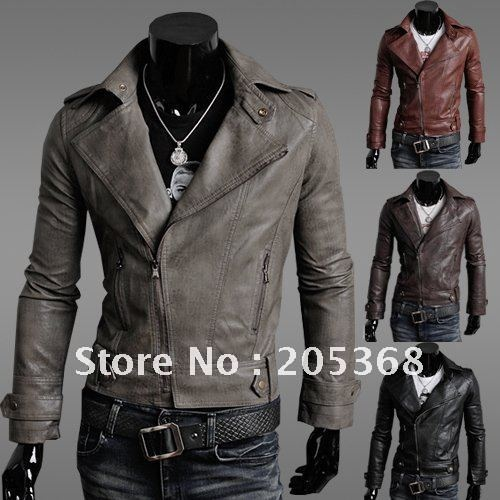 leather jacket colors - Google Search | Men's Clothes | Pinterest
