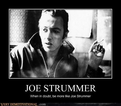 Joe Strummer Quotes. QuotesGram