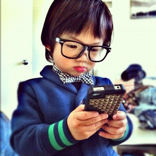 Kid with swag