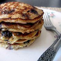 Lemon+Blueberry+Quinoa+Pancakes