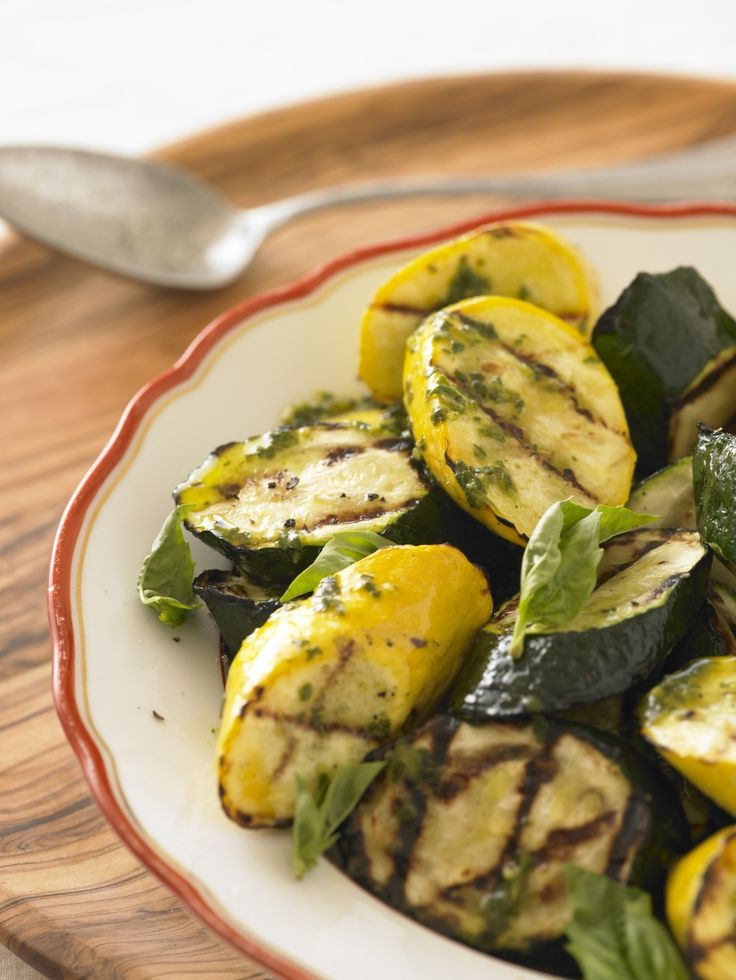 RECIPE: Mixed Grill of Zucchini and Yellow Summer Squash with Pesto # ...