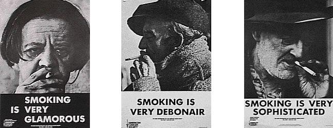 Anti-Smoking Ads