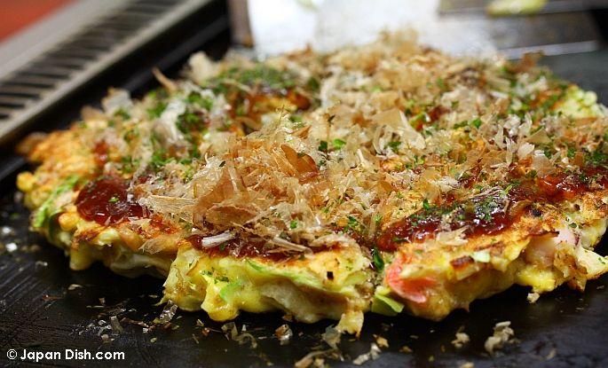 Okonomiyaki-Japanese Pizza | Food & Drink | Pinterest