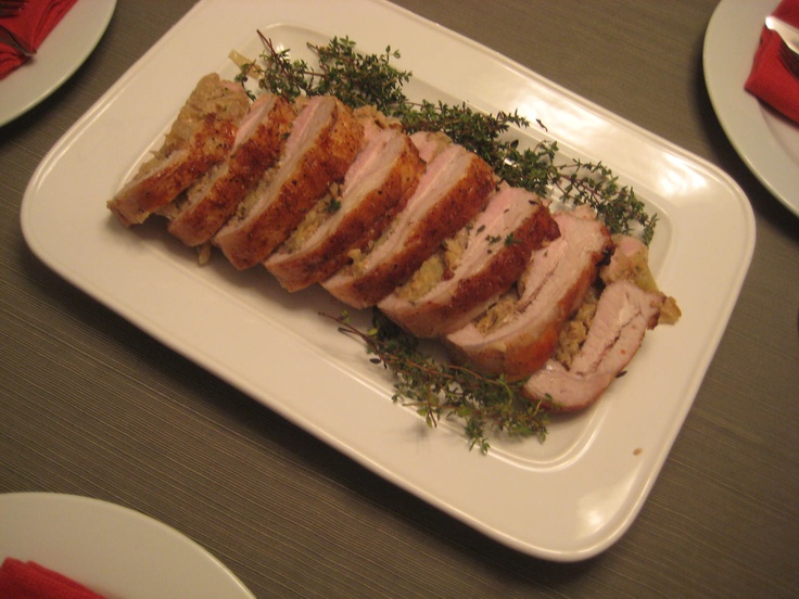 Fennel-and-Prosciutto-Stuffed Pork Loin Roast Recipes — Dishmaps
