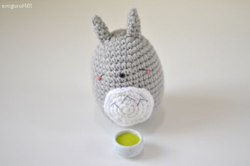 Free Crochet Totoro Hat Pattern : Prosperity Team Support