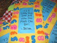 Jazzy Journals...Love the idea for math and also basic cutting and gluing skills.