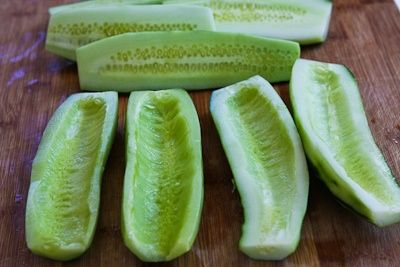 ... ®: Asian Cucumber Salad Recipe with Cilantro and Vidalia Onions