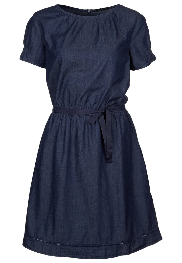 Sisley - Vestito di jeans - blu 50 euro