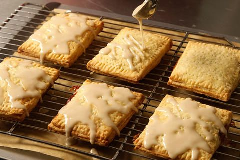 Frosted Strawberry Pop Tarts Recipe - CHOW