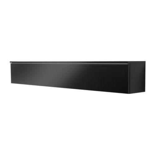 Besta Burs Wall Shelf Red : BEST? BURS Wall shelf IKEA Holds 118 DVDs Holds booksdvdscdsgames
