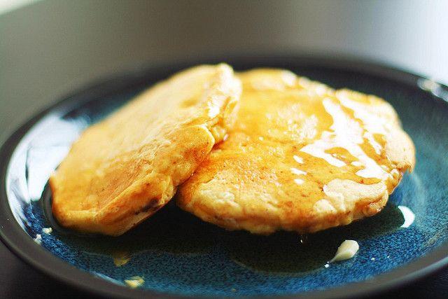 eggnog pancakes | Joyeux Noël | Pinterest