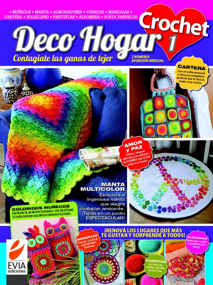 Crochet para el hogar tejido pinterest for Cortinas para el hogar