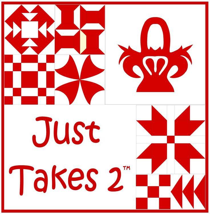 Tutorials, free patterns, red quilt
