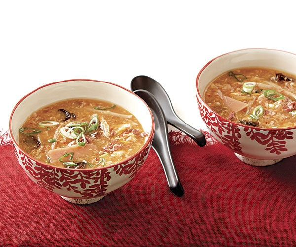 Sichuan Hot And Sour Soup Recipe — Dishmaps