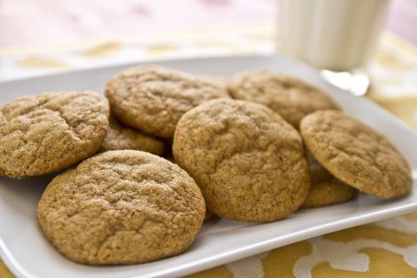coconutty molasses cookies | Coconut Recipes | Pinterest