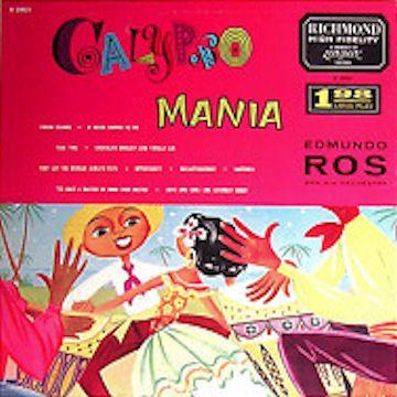 Edmundo Ros And His Orchestra Samba