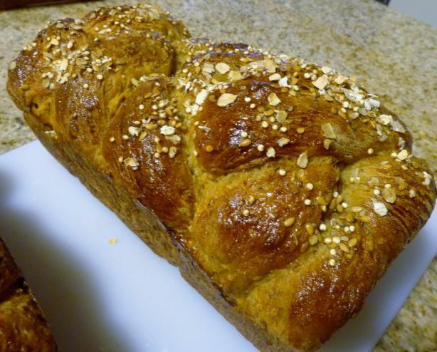 Honey Quinoa Bread - Pan De Quinoa Y Miel   Recipe