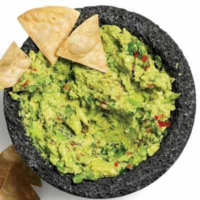 Basic Guacamole | Recipe