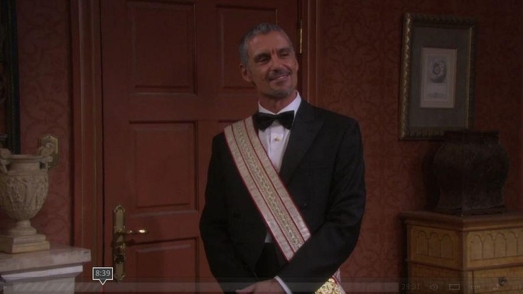 """""""Count Wilhelm"""", Days of Our Lives"""