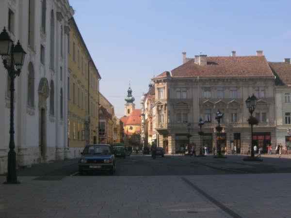 Gyor Hungary  city images : Gyor, Hungary