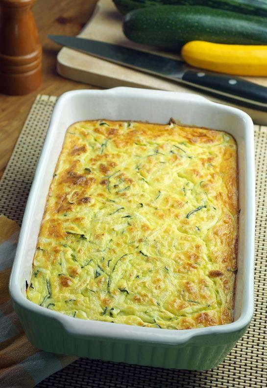 Zucchini Casserole | Recipe