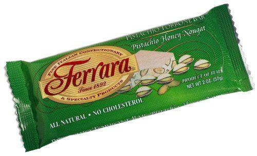 Ferrara - Italian Pistachio Torrone (... | Nut Clusters | Pinterest