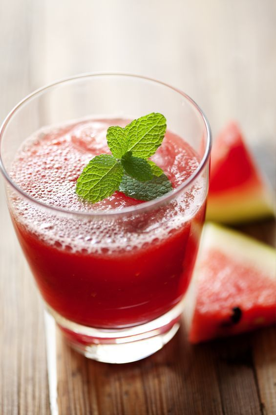Agua Fresca de Melon7 cups seeded watermelon chunks1/4 cup packed ...
