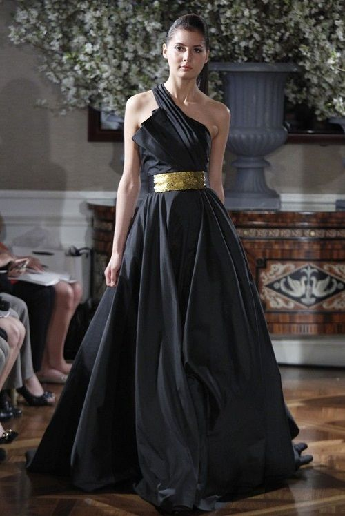 Gorgeous Black Wedding Dress STYLE INSPIRE Bridal Pinterest