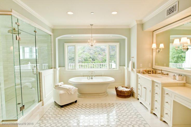 Master Bath Beautiful Bathrooms Pinterest