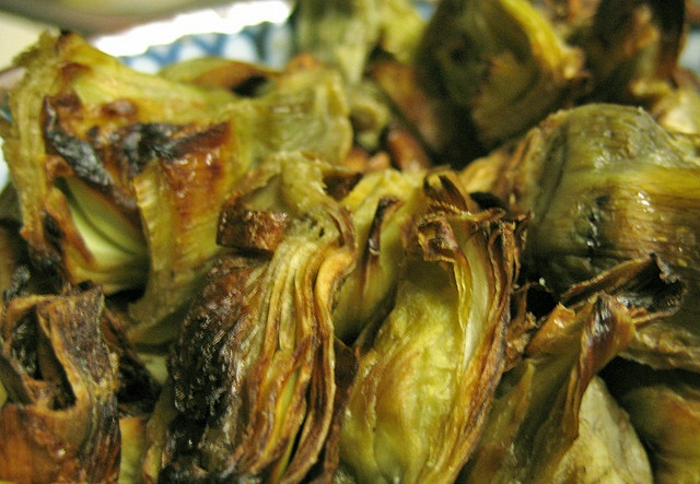 Roasted Artichoke Hearts I love Artichokes! Must try these!