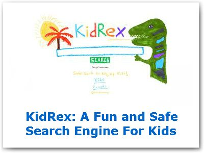 Internet Search Engines for Kids - ivyjoy.com