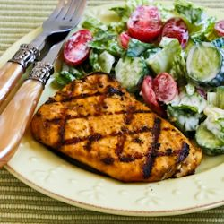 ... One.Kalyn's Kitchen®: Recipe for Grilled Halibut with Cumin and Lime