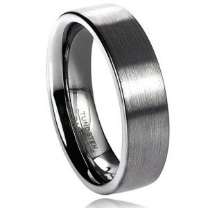 ... vintage | tungsten carbide wedding rings pros and cons Wedding Rings