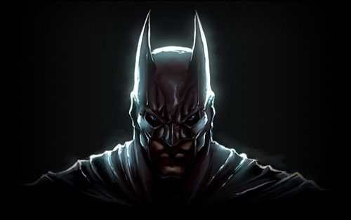 Why can't Batman be black???
