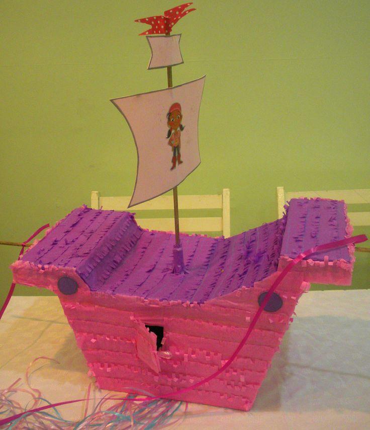 piñatas de barco | Fiesta | Pinterest
